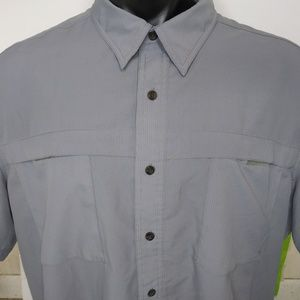 The Foundry Vented Fishing Style Shirt